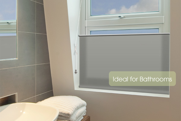 Window Blind Bathroom Window Blinds Roller Blinds For Bathroom Window