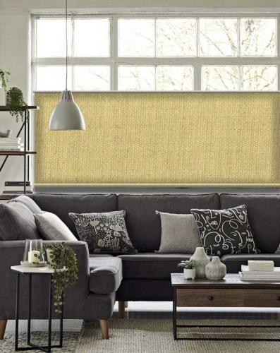Japanese Linen Moss Green